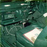 Internal View of car